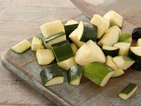 Состав кабачков — калорийность, витамины и бжу в запеченном, вареном и сыром виде