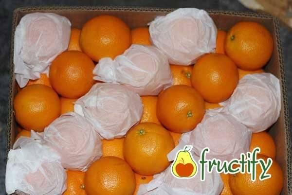 Домашнее хранение мандаринов