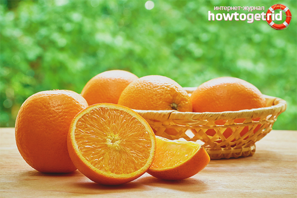 Апельсин - польза и вред для здоровья организма