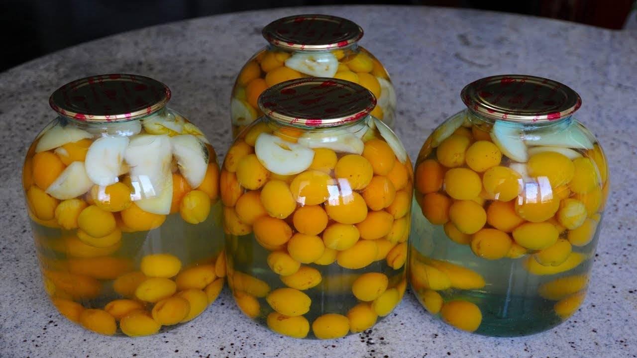 Компот из абрикос и яблок на зиму: рецепт в домашних условиях