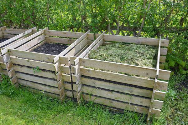 Компостная яма и компостный ящик своими руками: варианты изготовления с фото и видео
