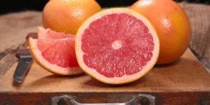 Белый или жёлтый грейпфрут — какие витамины содержит