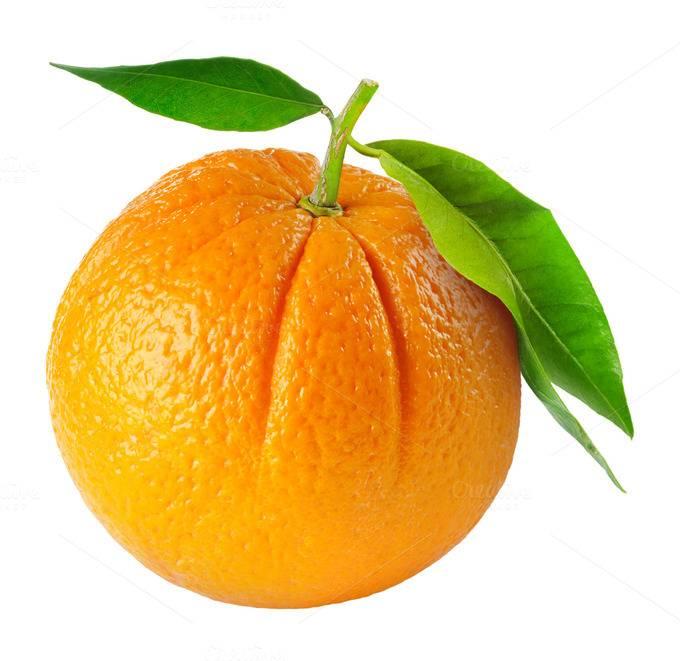Калорийность апельсина и его бжу