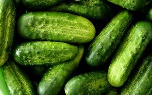 Состав и калорийность огурца, польза и вред для организма