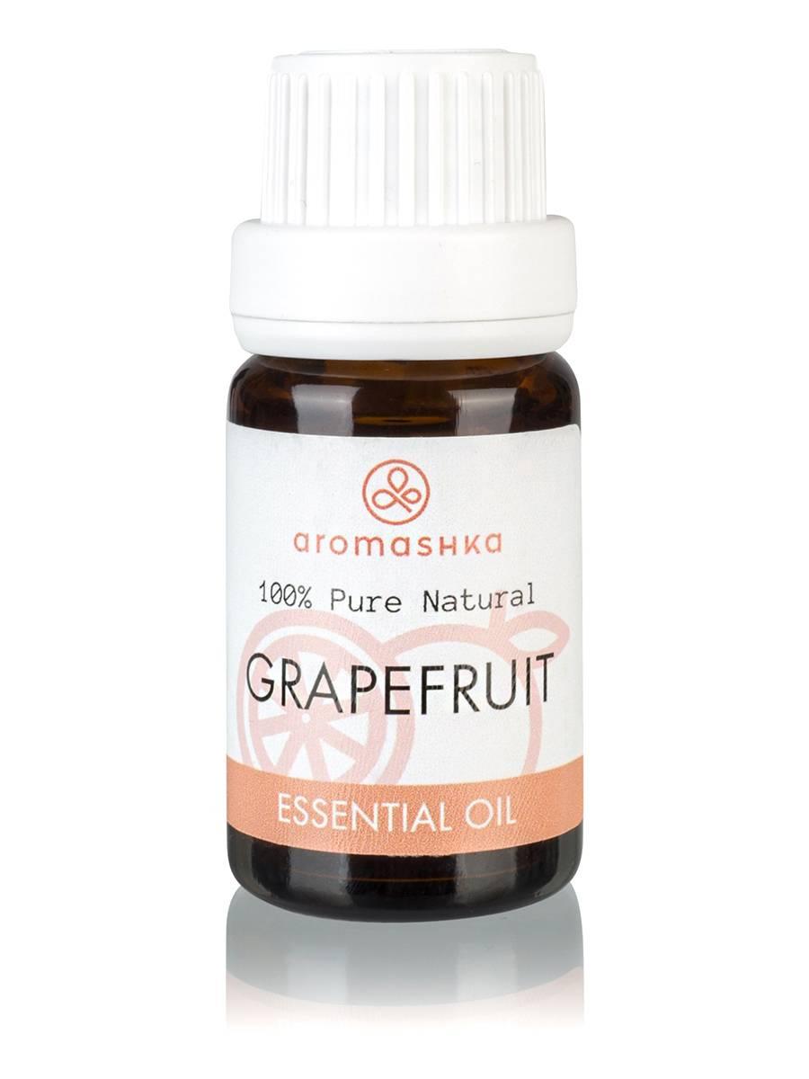 Эфирное масло грейпфрута: полезные свойства и применение