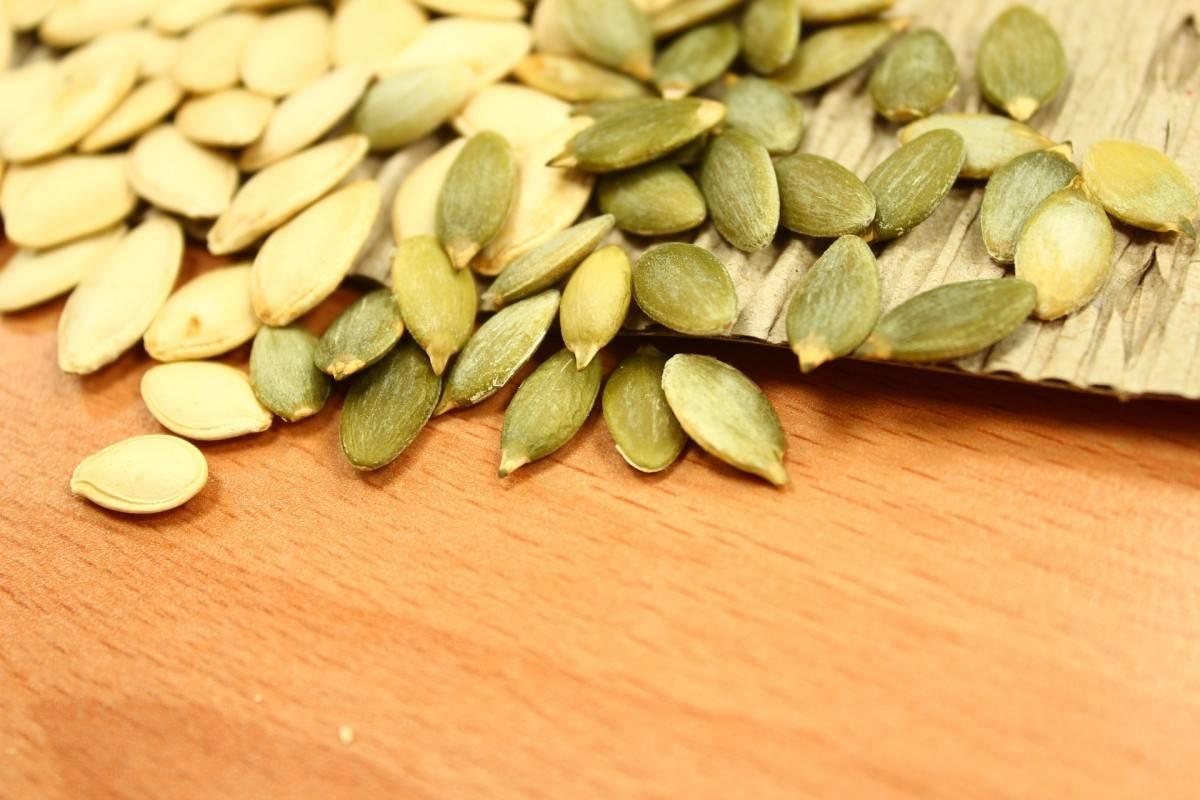 Тыквенные семечки от глистов: способы применения, народные рецепты