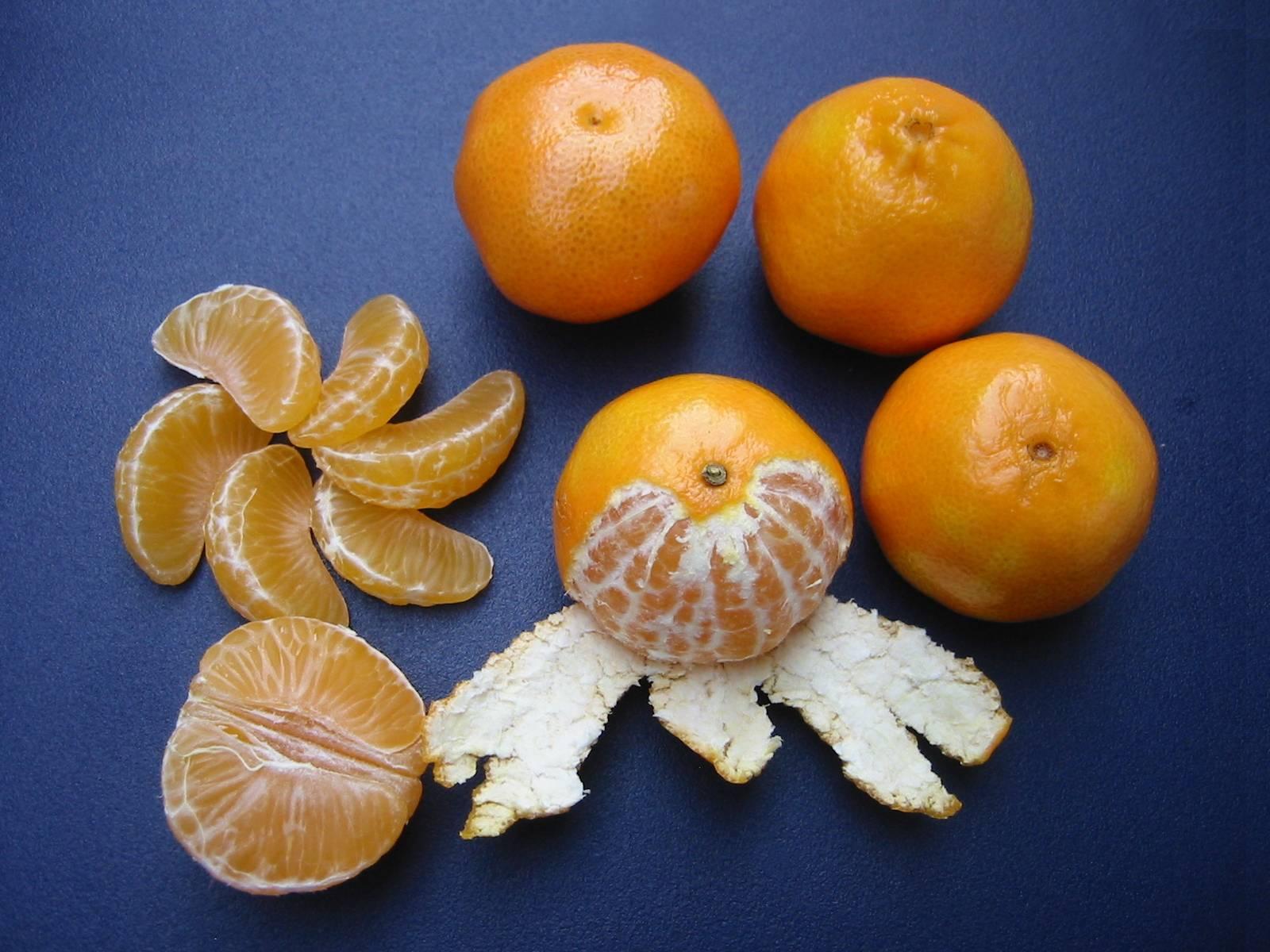 Клементины: что за фрукт, польза и вред, калорийность