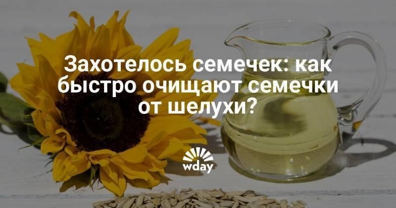 Как быстро очистить тыквенные семечки от кожуры?