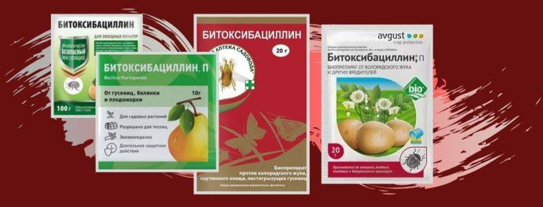 Битоксибациллин, п (инсектициды и акарициды, пестициды) — agroxxi