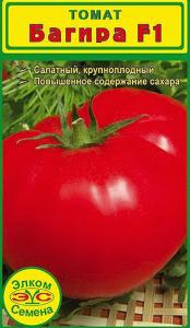 Томат багира f1: описание и характеристика сорта, фото, отзывы