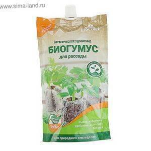 Жидкий биогумус. инструкция по применению препарата