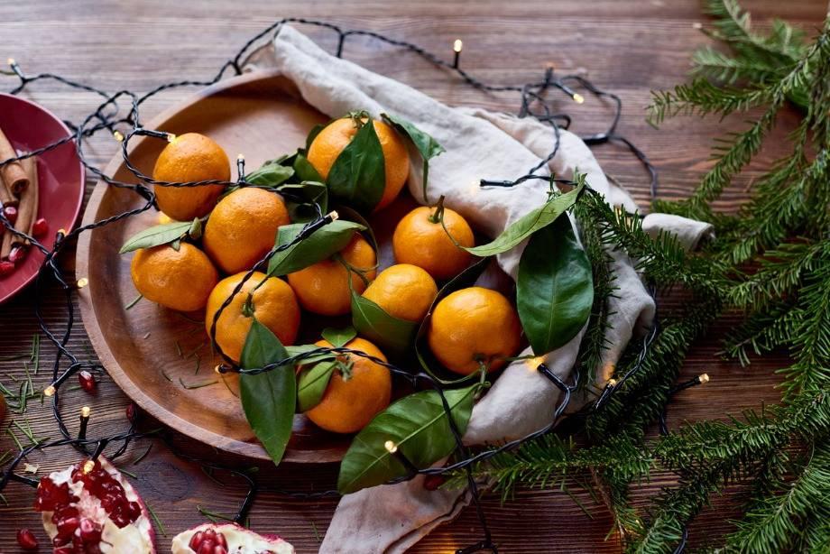 Какие витамины содержатся в мандаринах и чем полезны эти цитрусовые?