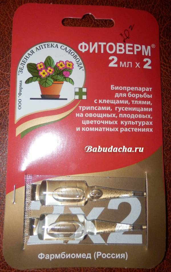 Фитоверм от колорадского жука – инструкция по применению, отзывы, цена