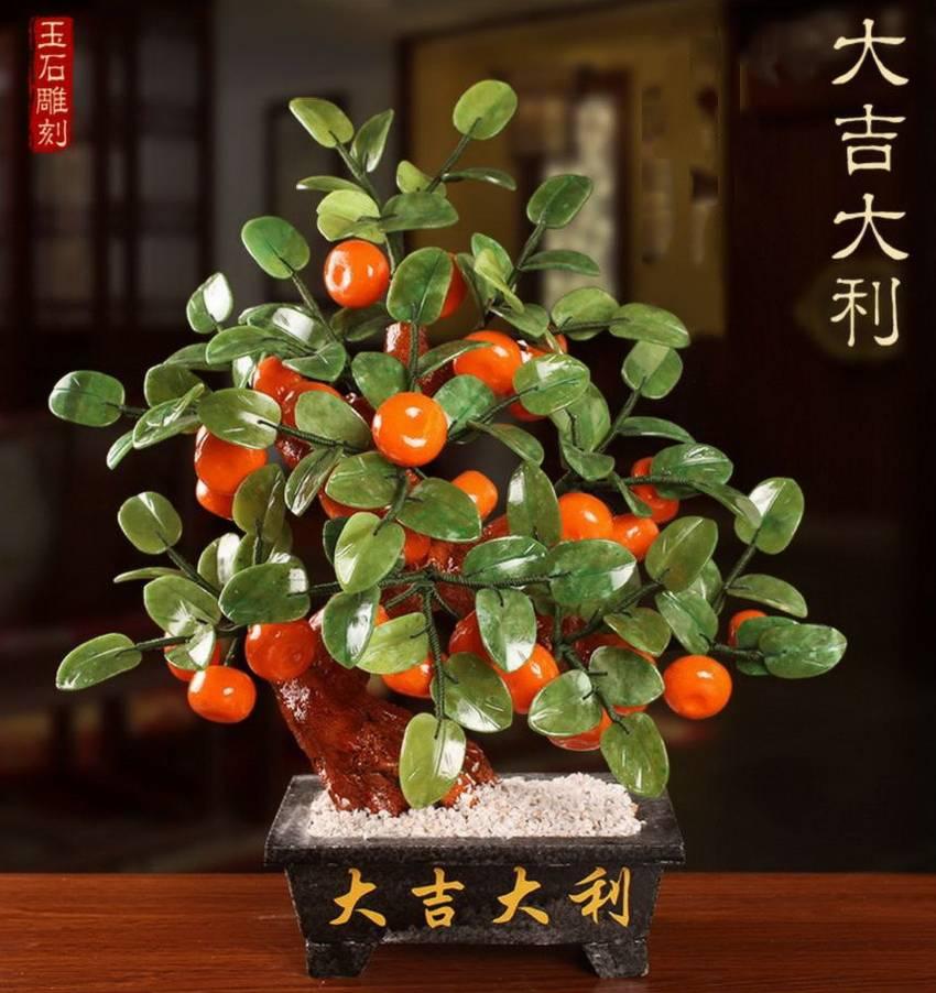 Значение мандарина по фэн-шуй - мыдачники