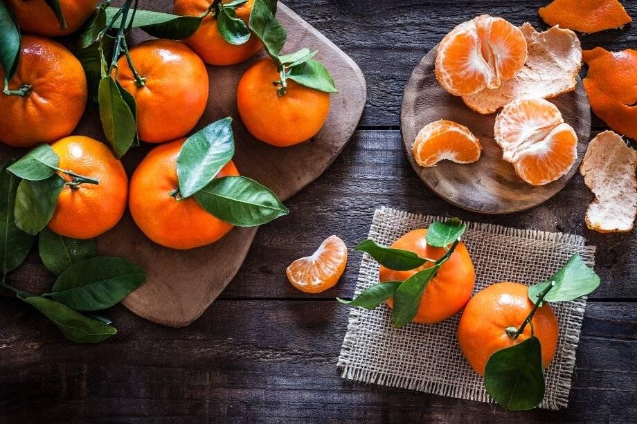 Что полезнее - мандарин или апельсин? где больше витаминов - в апельсине или мандарине