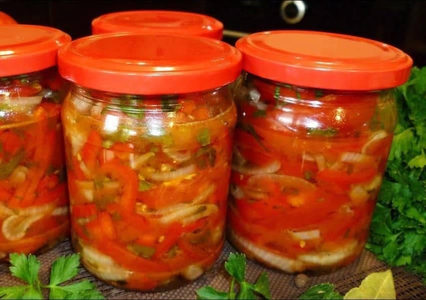 Салаты из капусты с овощами на зиму в банках - очень вкусные рецепты