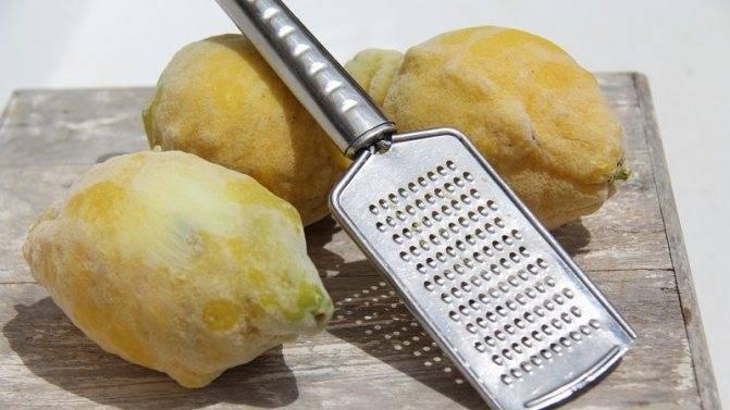Замороженный лимон – способы приготовления и польза