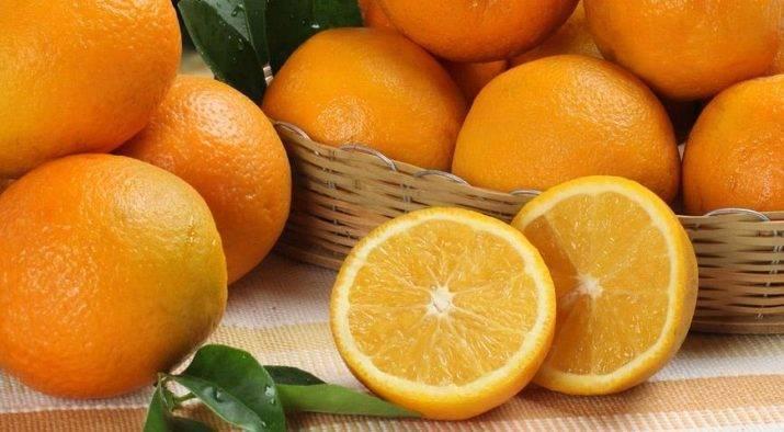 Калорийность и состав бжу в апельсинах