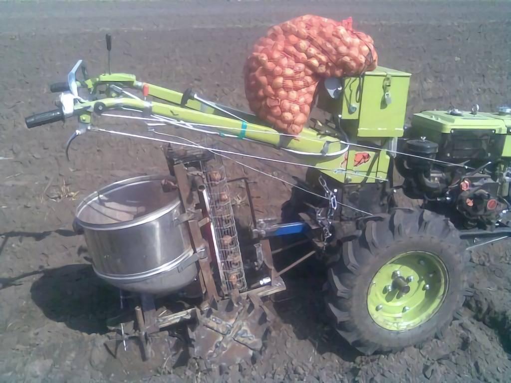 Колея минитрактора двухрядная – картофелесажалка и картофелекопалка для минитрактора беларус-132н