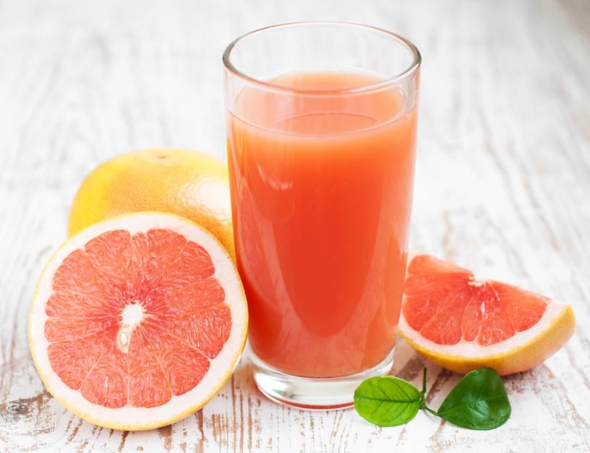 Применение грейпфрута на диете