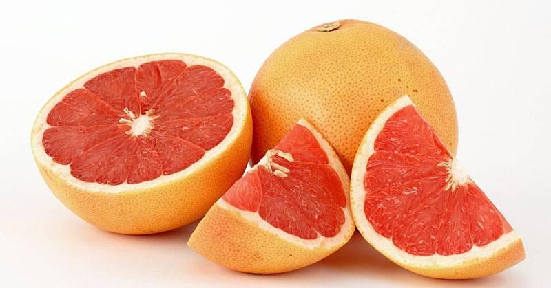 Грейпфрут: состав, польза, свойства и калорийность