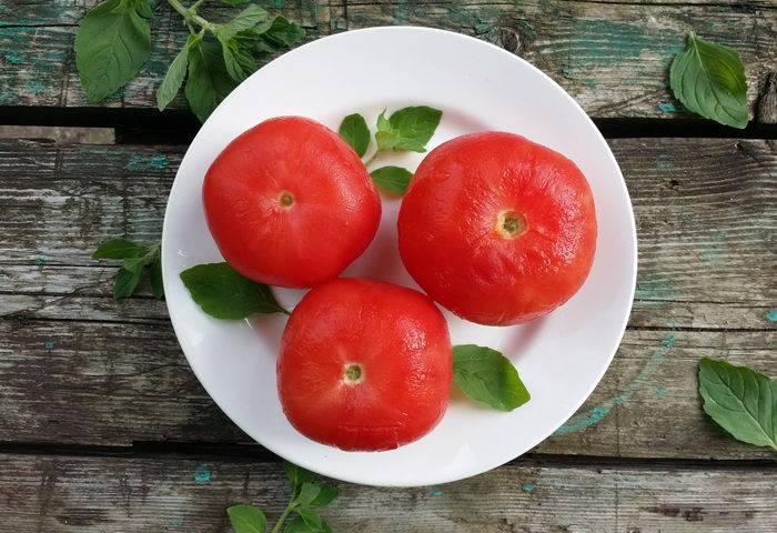 Как быстро очистить помидоры от кожуры - все способы