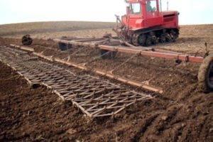 Что собой представляет боронование почвы - советы садоводов | описание, советы, отзывы, фото и видео