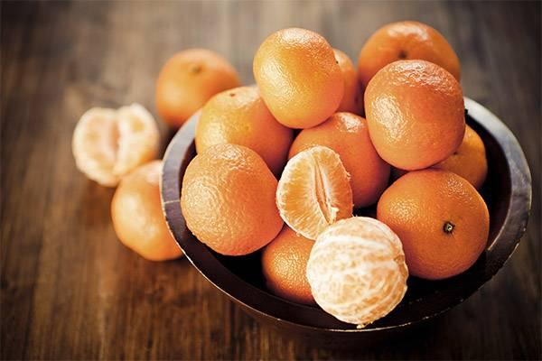 Польза мандаринов для организма и для похудения