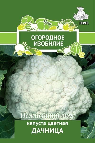 Лучшие сорта цветной капусты для выращивания