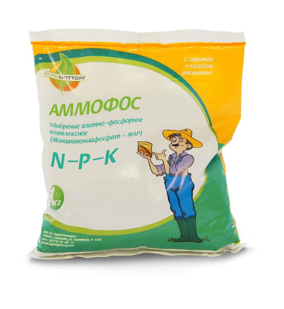 Удобрение аммофос: состав, особенности и преимущества применения