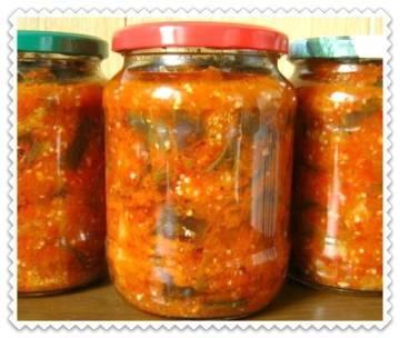 Тещин язык из кабачков на зиму: рецепты с фото пошагово