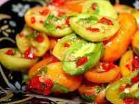Рецепты икры из зеленых помидоров на зиму