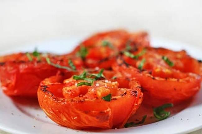 Польза, вред, калорийность помидоров на 100 грамм