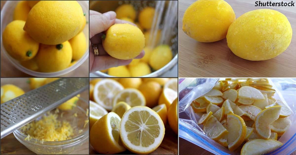 Лимон животворящий: правда ли настолько полезен? всё о желтокором цитрусе