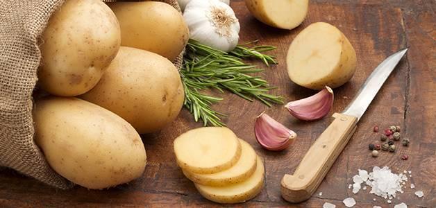 Картофель: польза и вред для организма человека