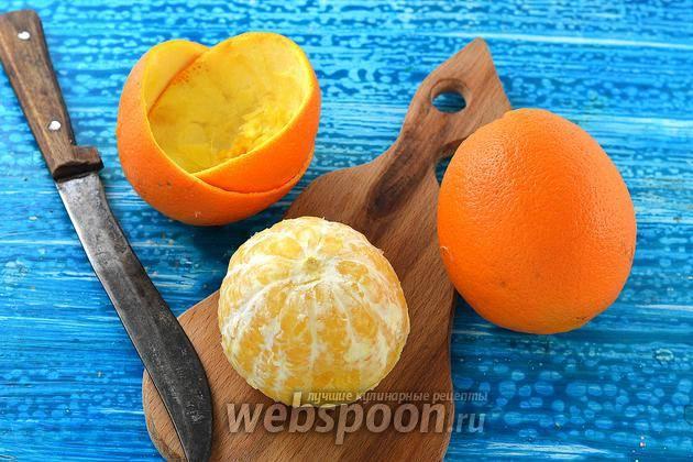 Как почистить апельсин | кто?что?где?
