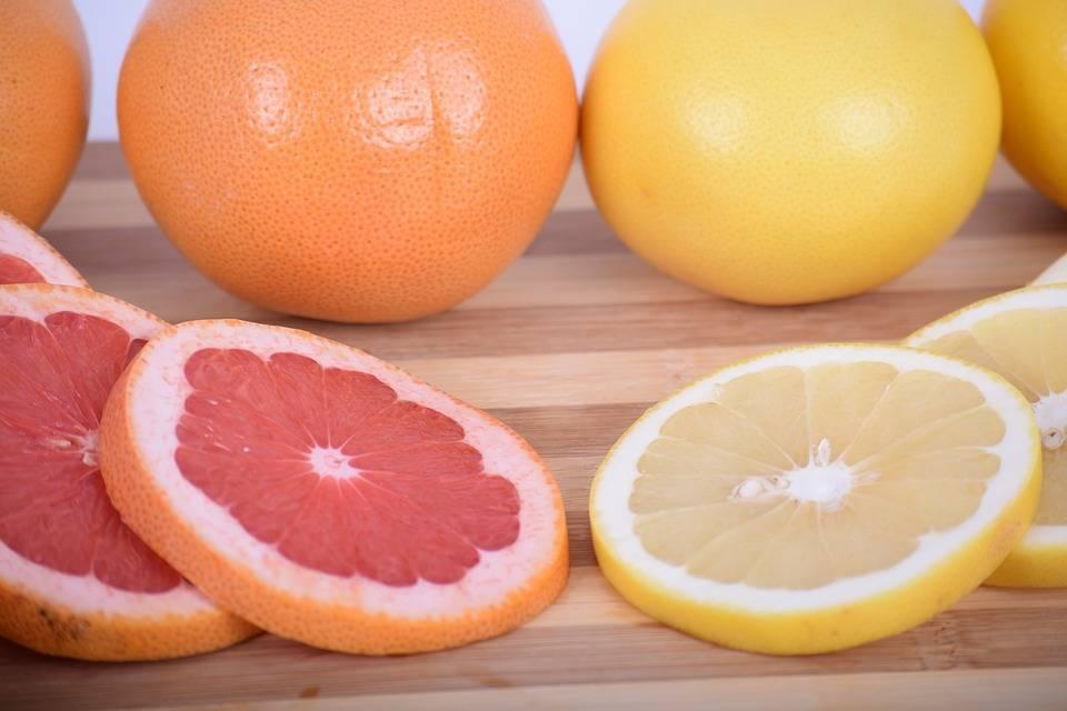 Какие витамины содержит грейпфрут – сколько в составе «запретного плода» аскорбиновой кислоты?