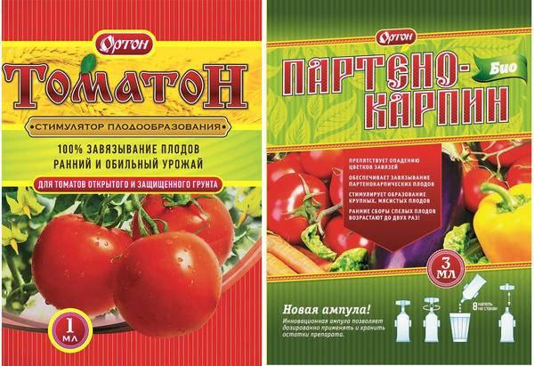 Эффективность применения стимуляторов плодообразования для томатов: виды препаратов и их назначение