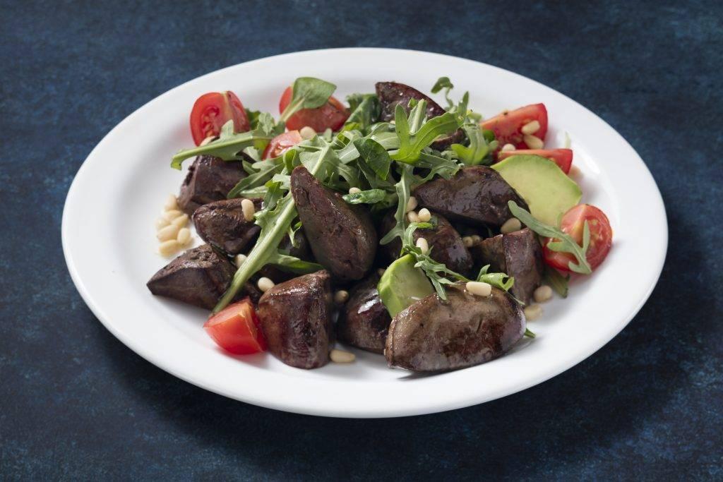 Польза и вред печени индейки, содержание холестерина, рецепты приготовления с сохранением полезных свойств