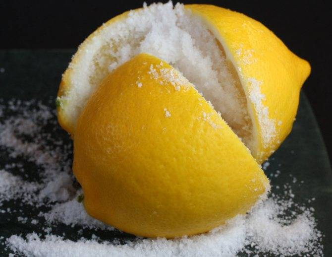 Лимон и желчный пузырь