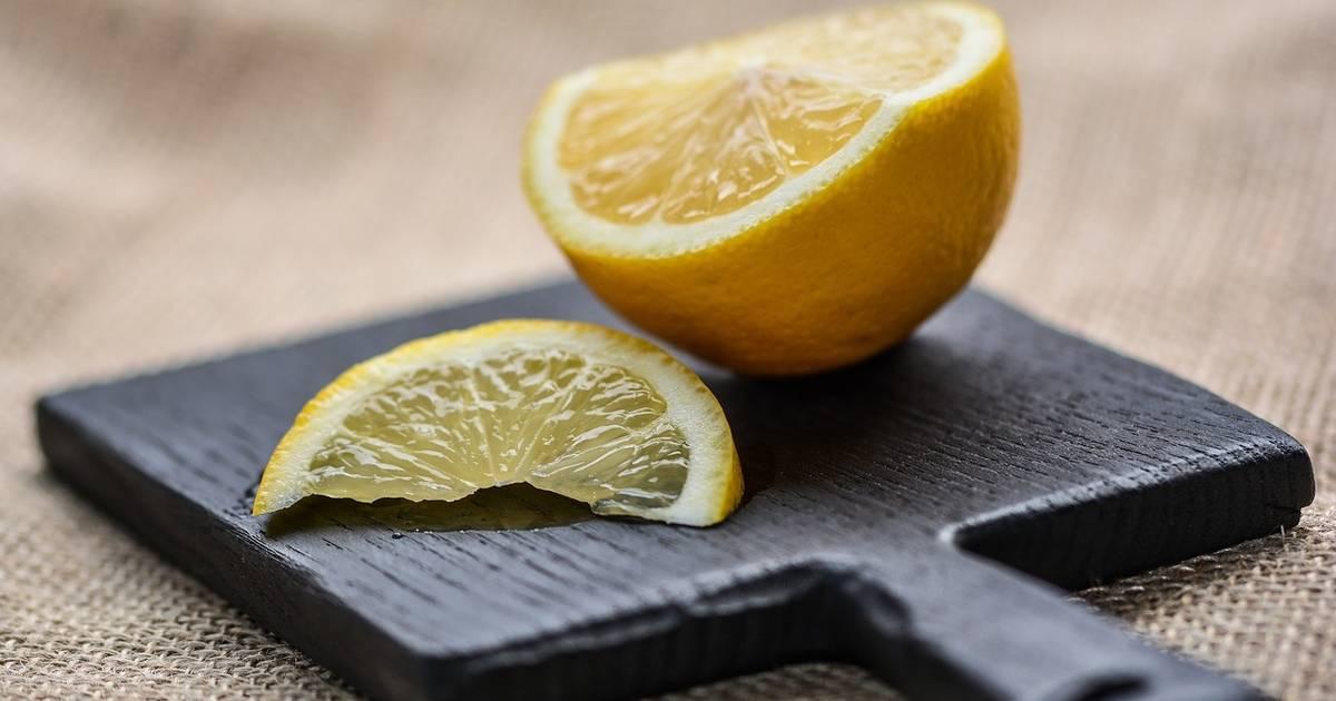 Почему лимон самый полезный цитрусовые фрукт?