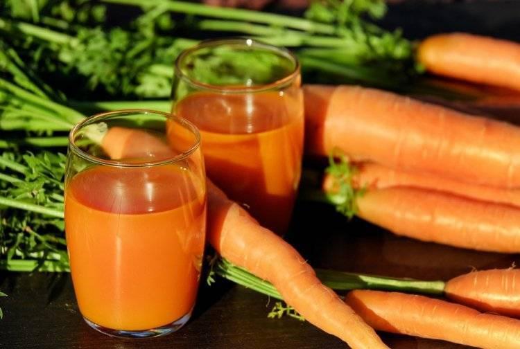 Какой эффект оказывает на жкт морковка при изжоге