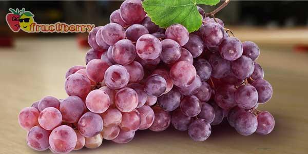 Польза и калорийность винограда: черного, зеленого, тайфи