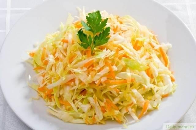 Вареная капуста калорийность, сколько калорий в 100 граммах отварной белокочанной капусты, польза и вред блюда