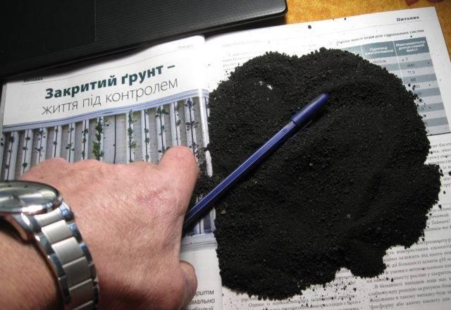 Гумат калия жидкий инструкция по применению грамм на литр воды с фото