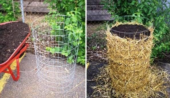 Выращивание картофеля в мешках, ящиках, ведрах, бочках.