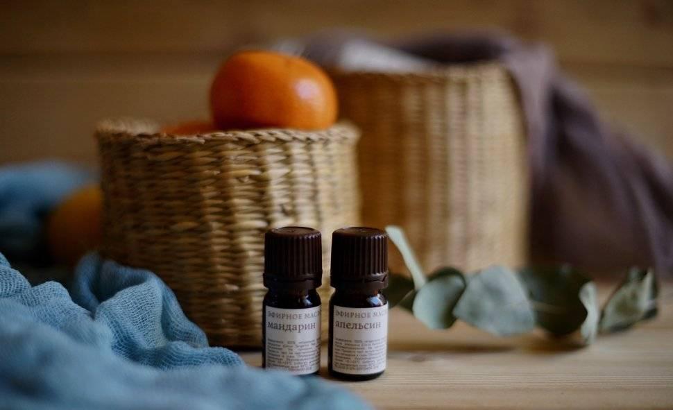Ароматерапия (ароматы и эфирные масла)