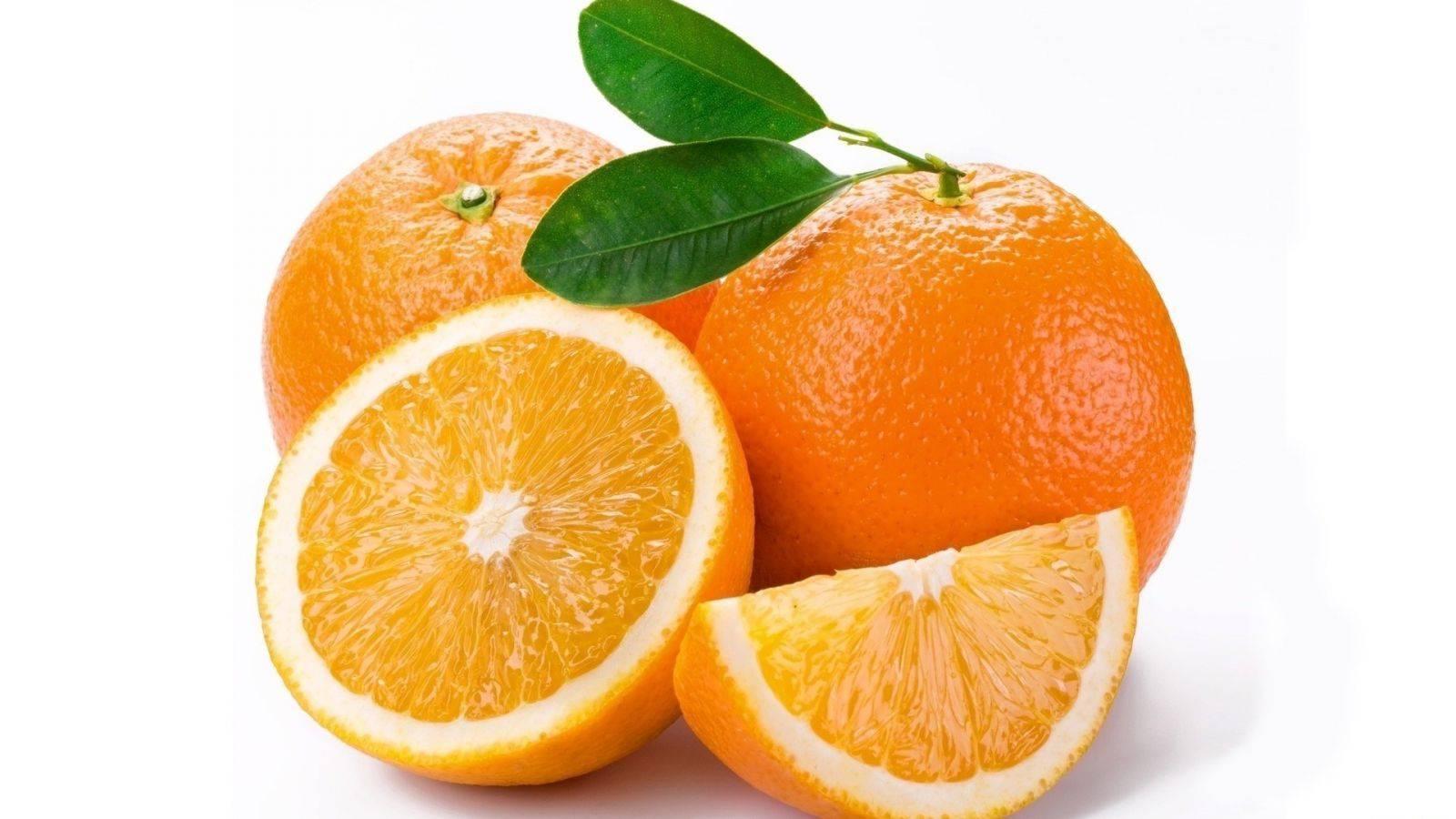Всё о калорийности апельсина