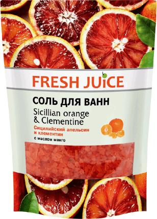Кровавый (красный) сицилийский апельсин, пищевая ценность, вред и польза