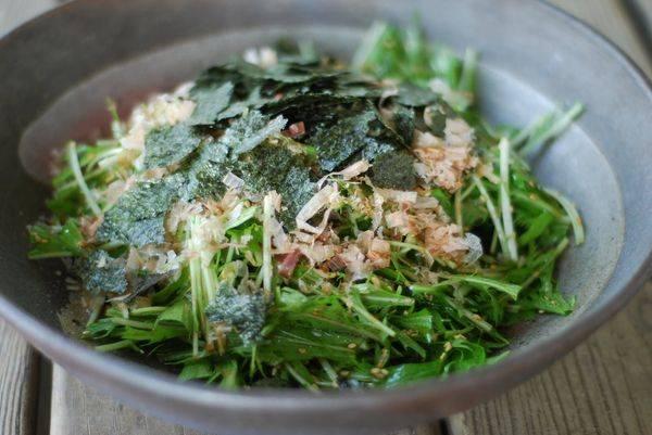 Японская капуста мизуна - удивительно вкусная салатная зелень японская капуста мизуна - удивительно вкусная салатная зелень